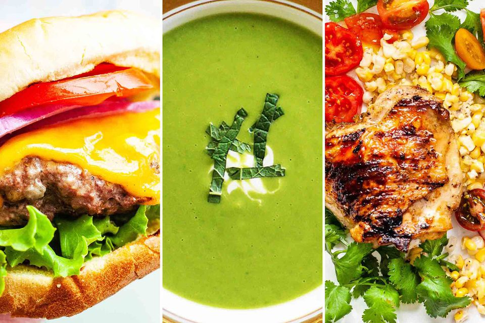 Meal Plan for July Week 1