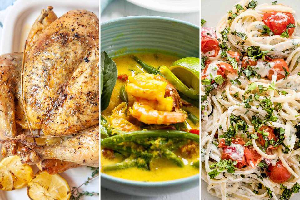 Meal Plan for May Week 3