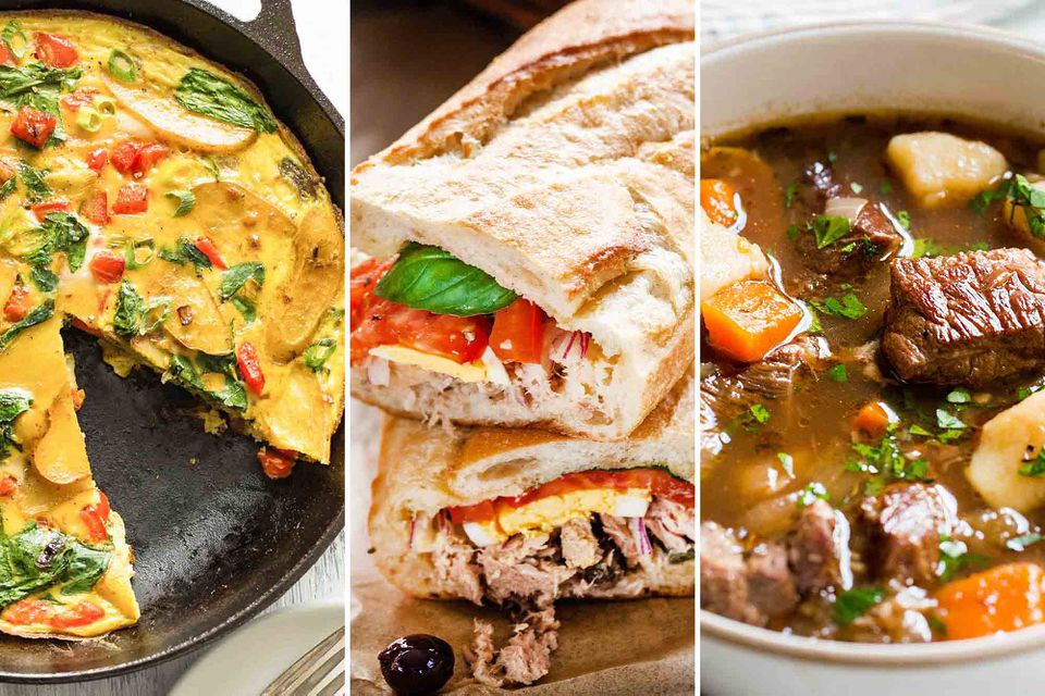 5 Ideas for Easy Meals during the Busy Holidays