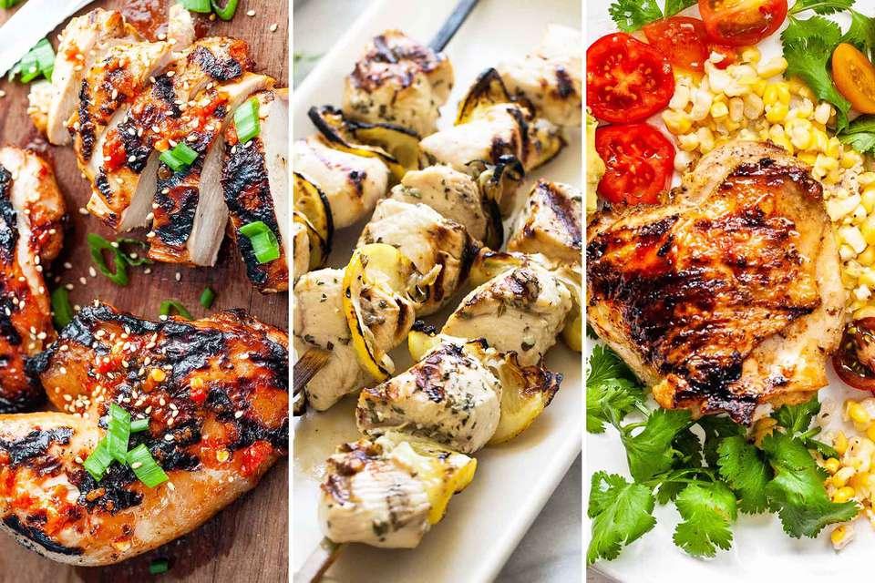 12 Best Grilled Chicken Recipes