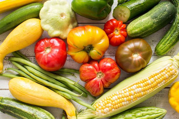 July Produce Guide, vegetables