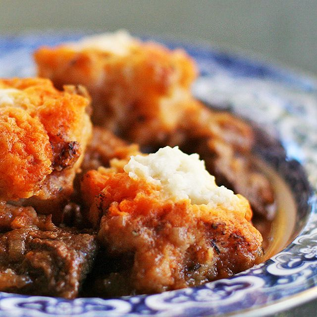 Beef Goulash With Dumplings Recipe