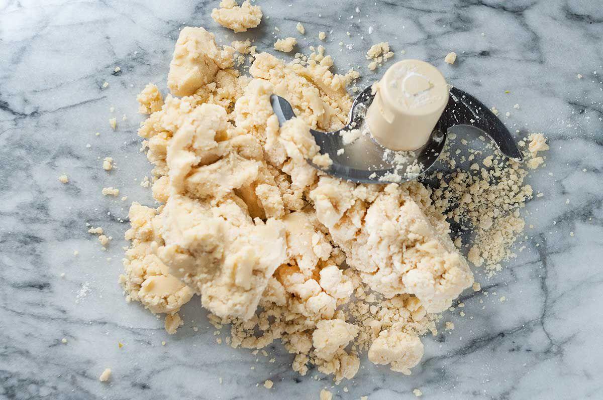 Pistachio Butter Cookies