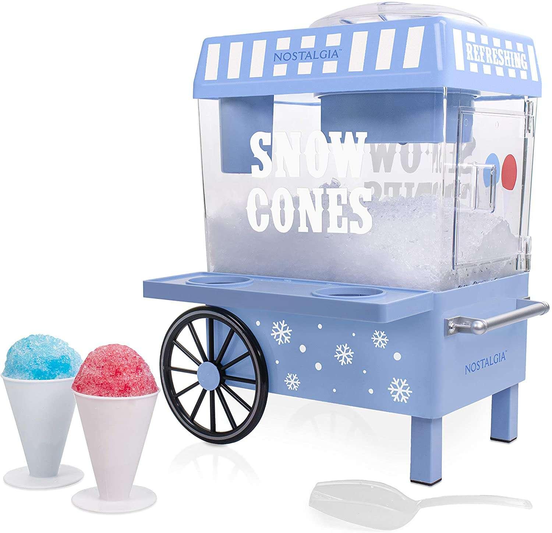 nostalgia-countertop-snow-maker