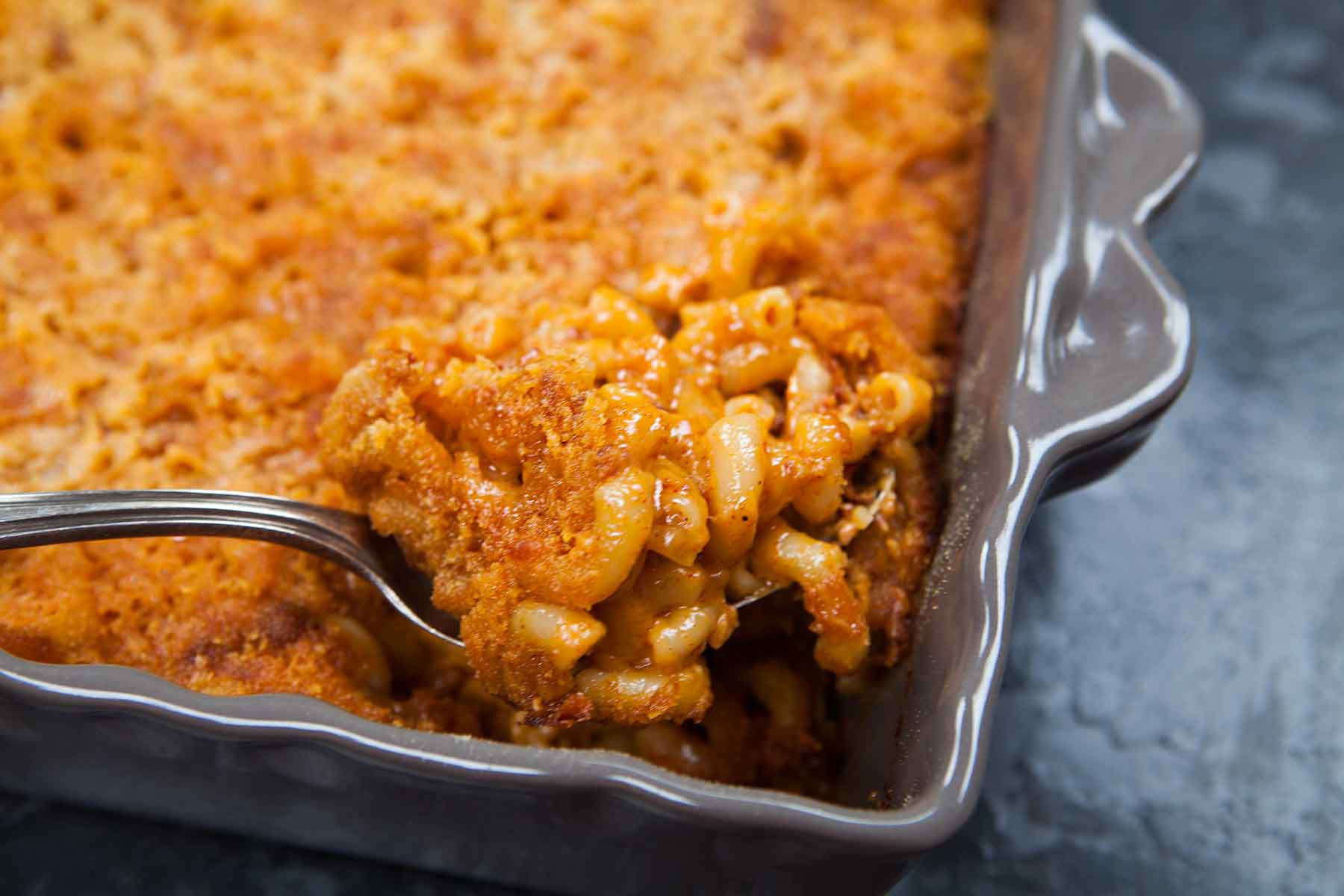 Chorizo Mac and Cheese