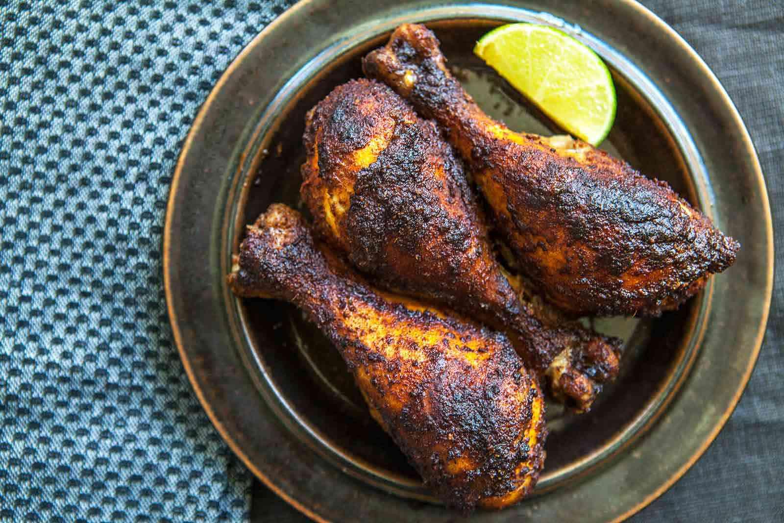 Ethiopian Chicken Drumsticks