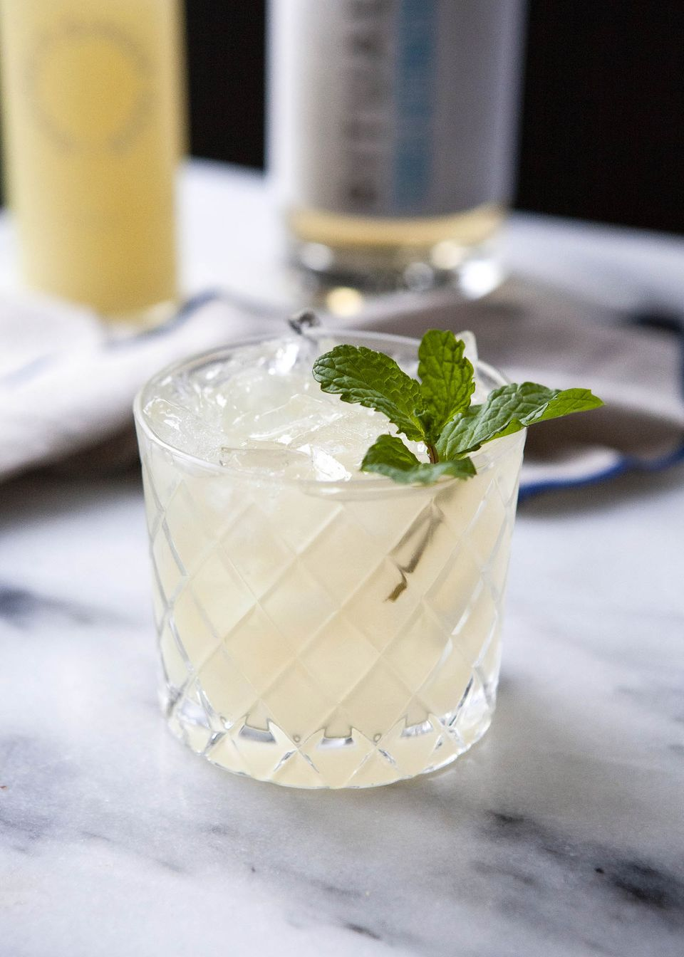 Mexican Mule Mocktail
