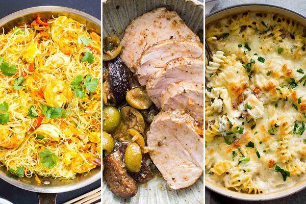 Meal Plan for November Week 4