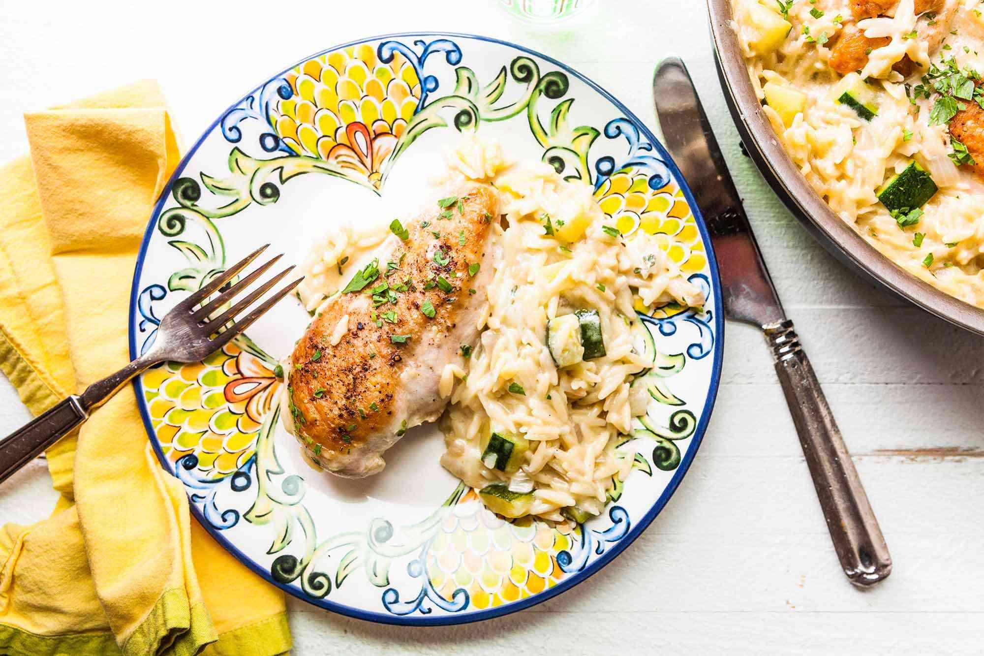 Skillet Chicken Breast Recipe