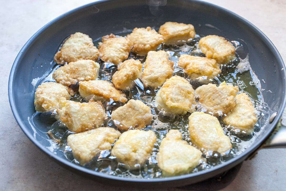 How to Make Firecracker Chicken