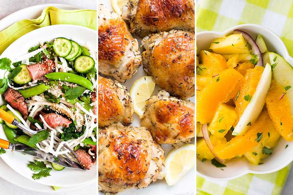 14 Citrus Recipes to Brighten Your Day!
