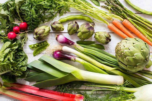 What's in Season in April, Seasonal Produce Guide