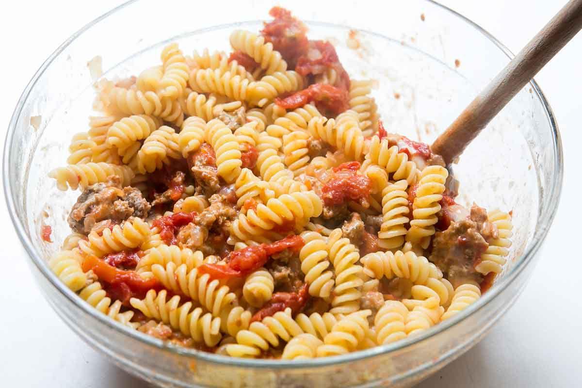 pasta-sausage-smoked-mozz-method-4