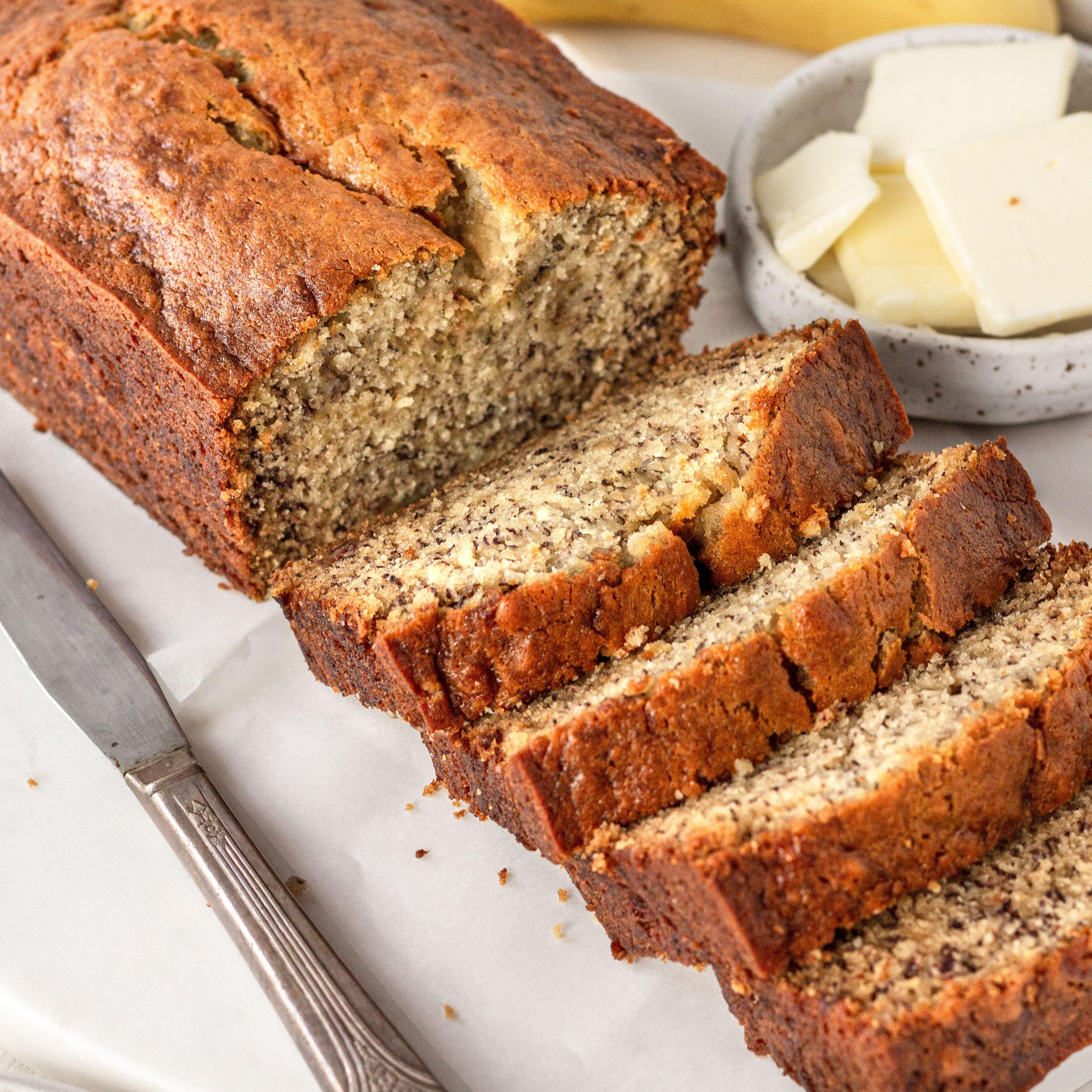 Recipe For Good Banana Bread