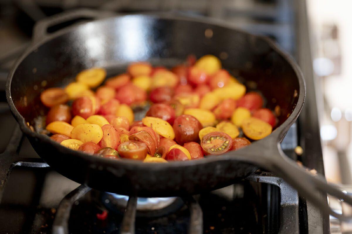Easy no bake lasagna recipe cook the tomatoes