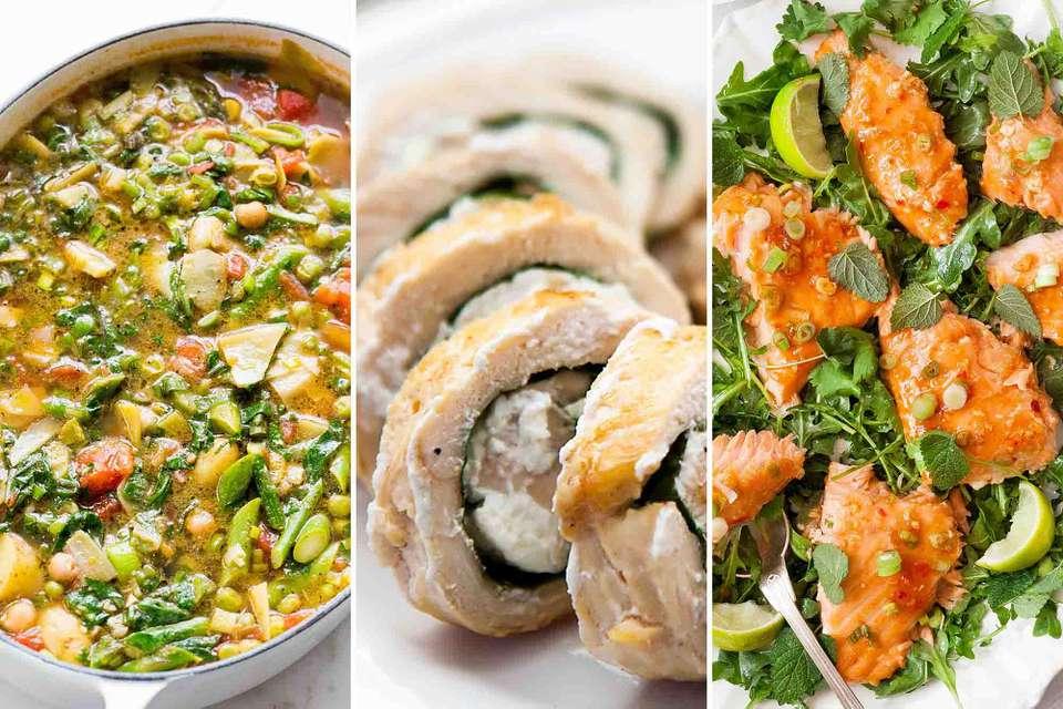 April Week 1 Meal Plan