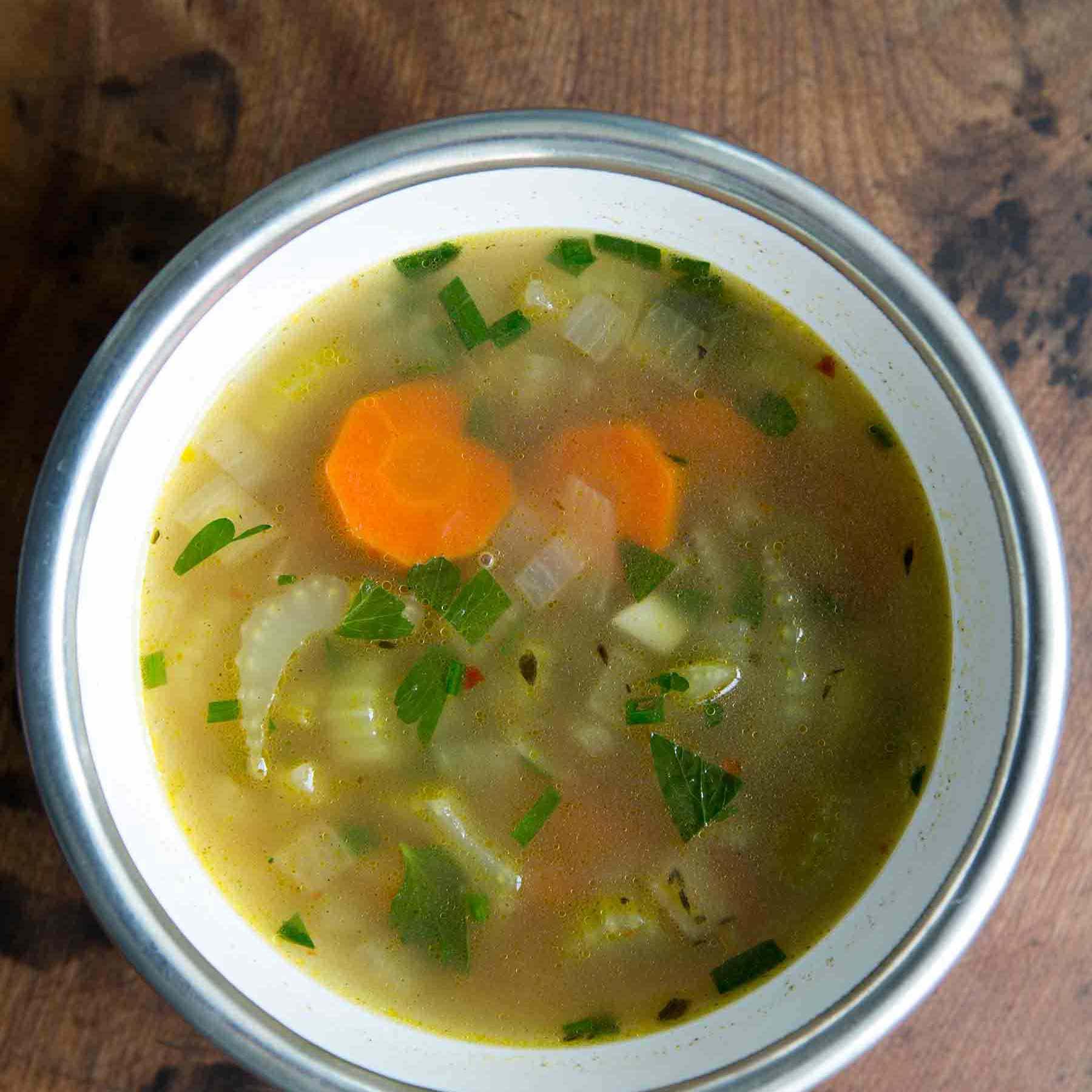 Cold Season Chicken Soup