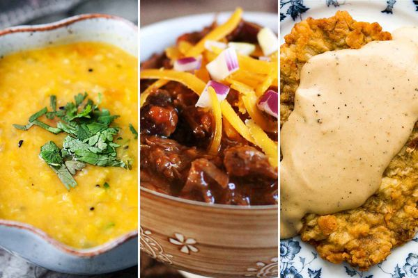 Simply Recipes Meal Plan for November Week 2
