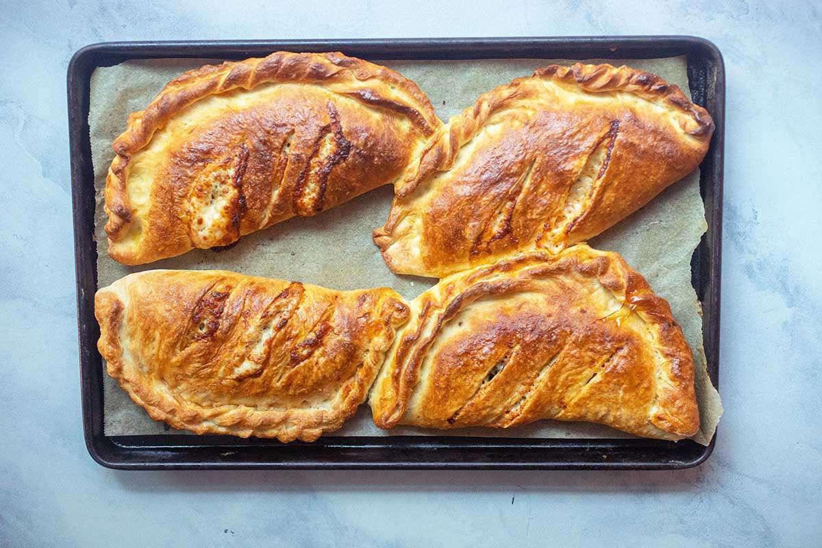 Baked Calzones