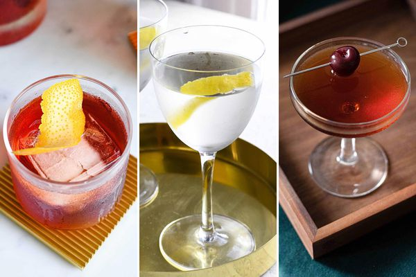 5 Favorite Classic Cocktails