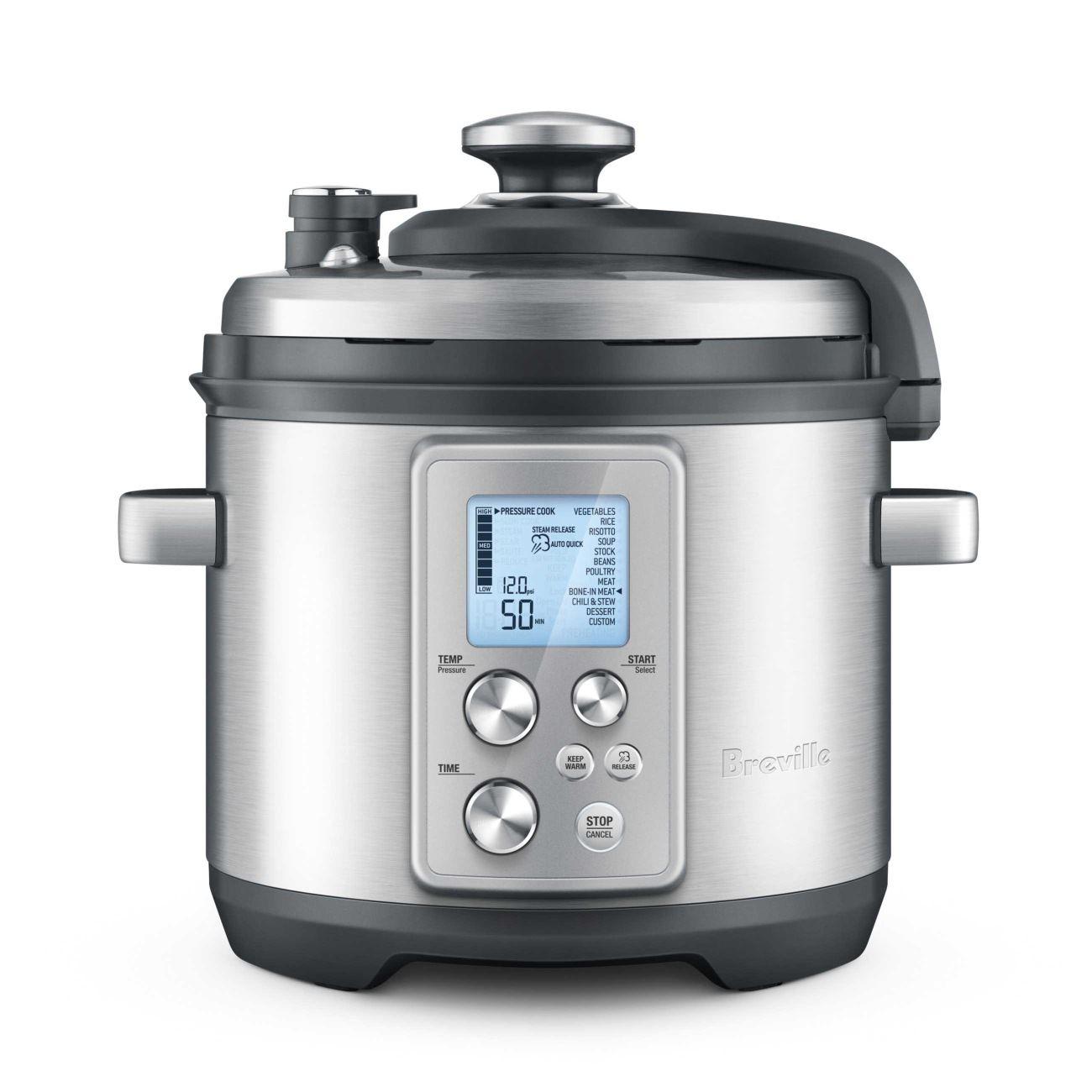 Breville Fast Slow Pro Pressure Cooker