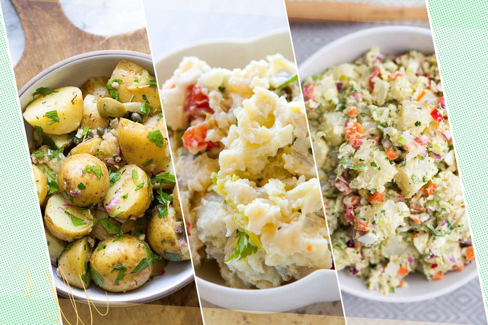Best Potato Salads for Your July 4th BBQ