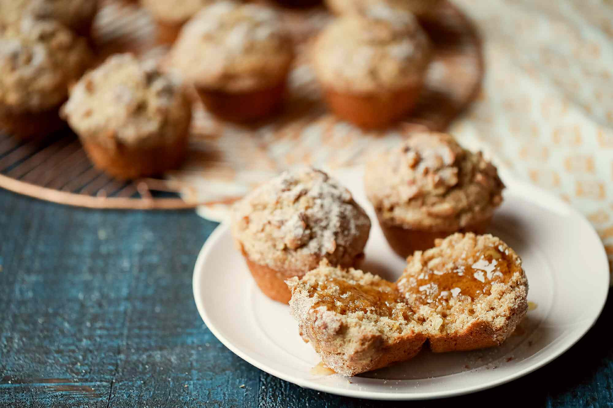 Whole Wheat Muffin with Buttermilk
