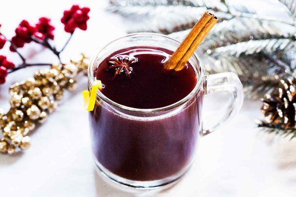 Honey Mulled Wine