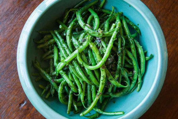 French Green Beans Haricot Verts