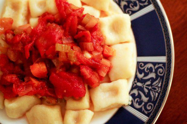 How to make Gnocchi - potato gnocchi pasta dish