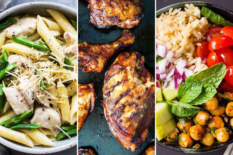 Meal Plan for May Week 5