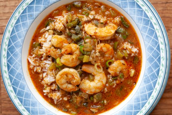 how to make etouffee with shrimp