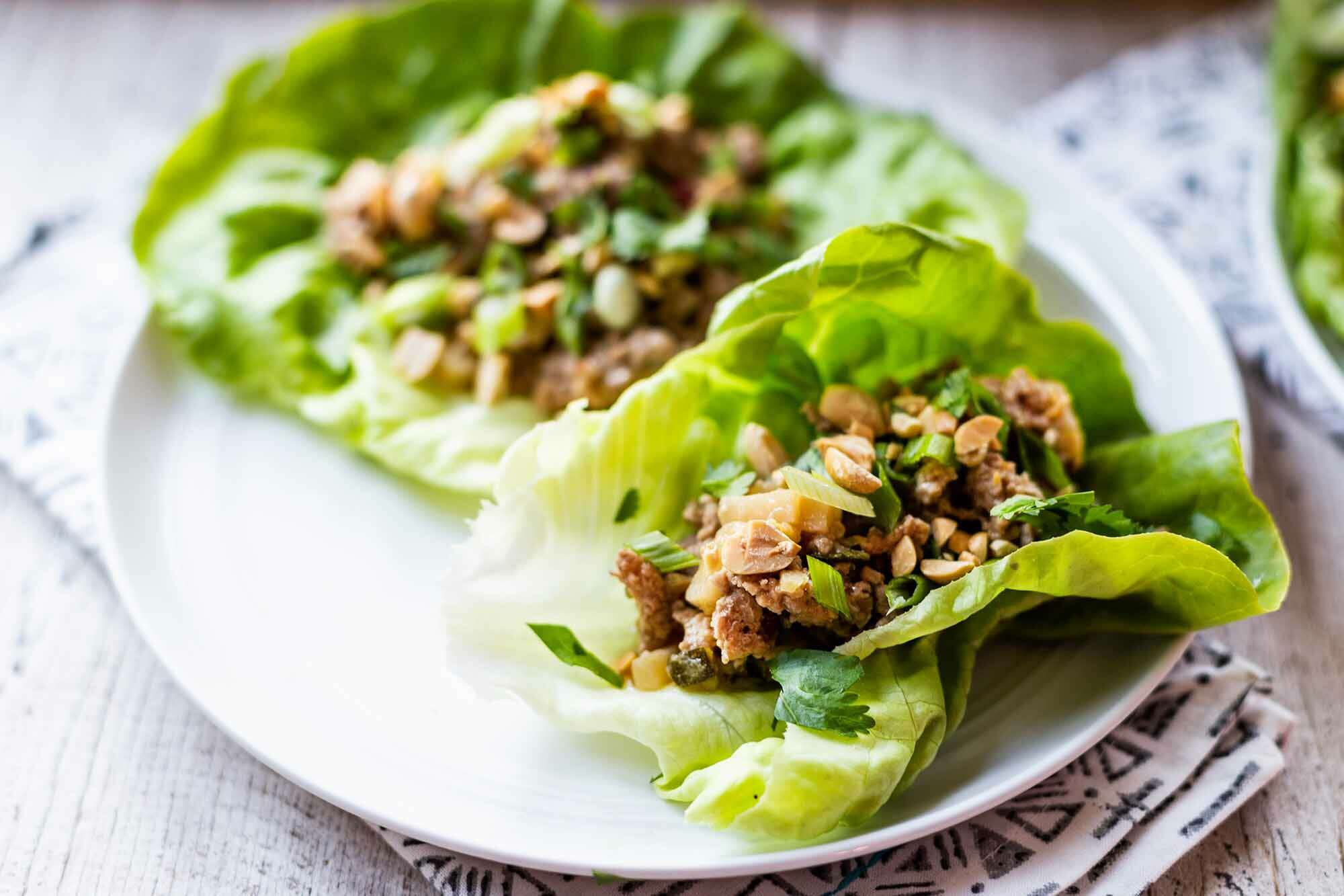 Lettuce Cup recipe in the Instant Pot