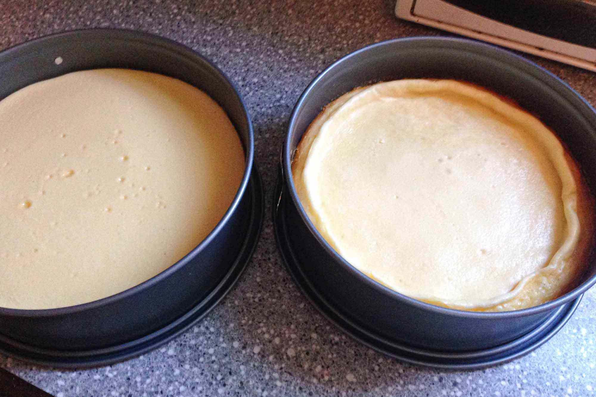 How to bake creamy cheesecake