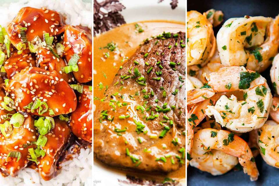 Simply Recipes Meal Plan for November Week 1