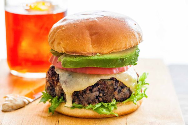 Easy Black Bean Burgers Recipe