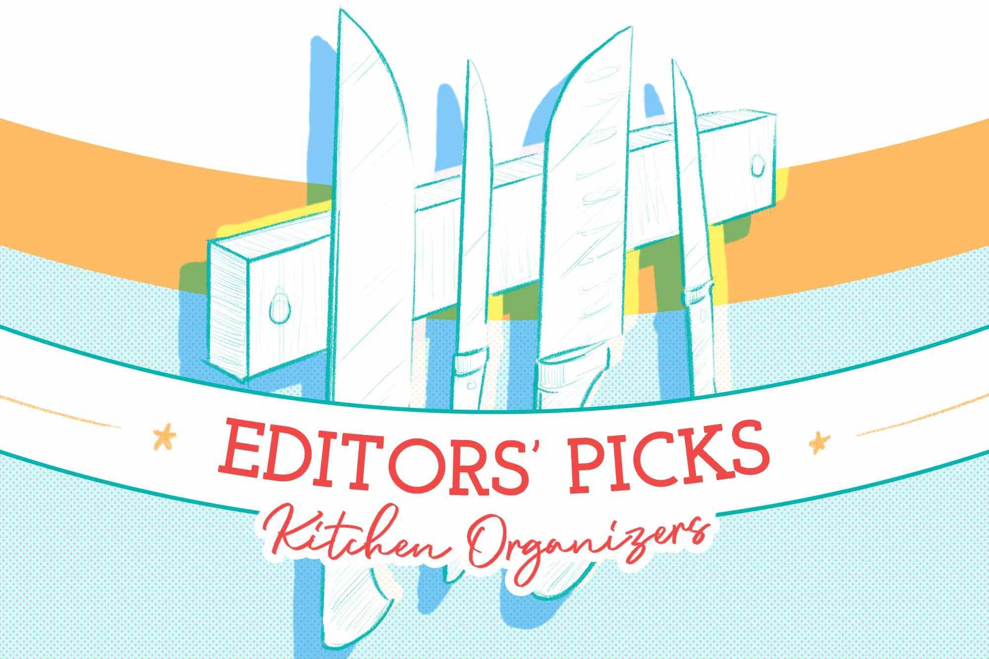 editors' picks kitchen organizers