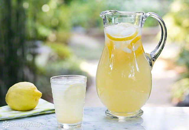 Perfect Lemonade Recipe