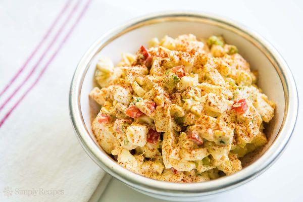 Best Deviled Egg Salad Recipe