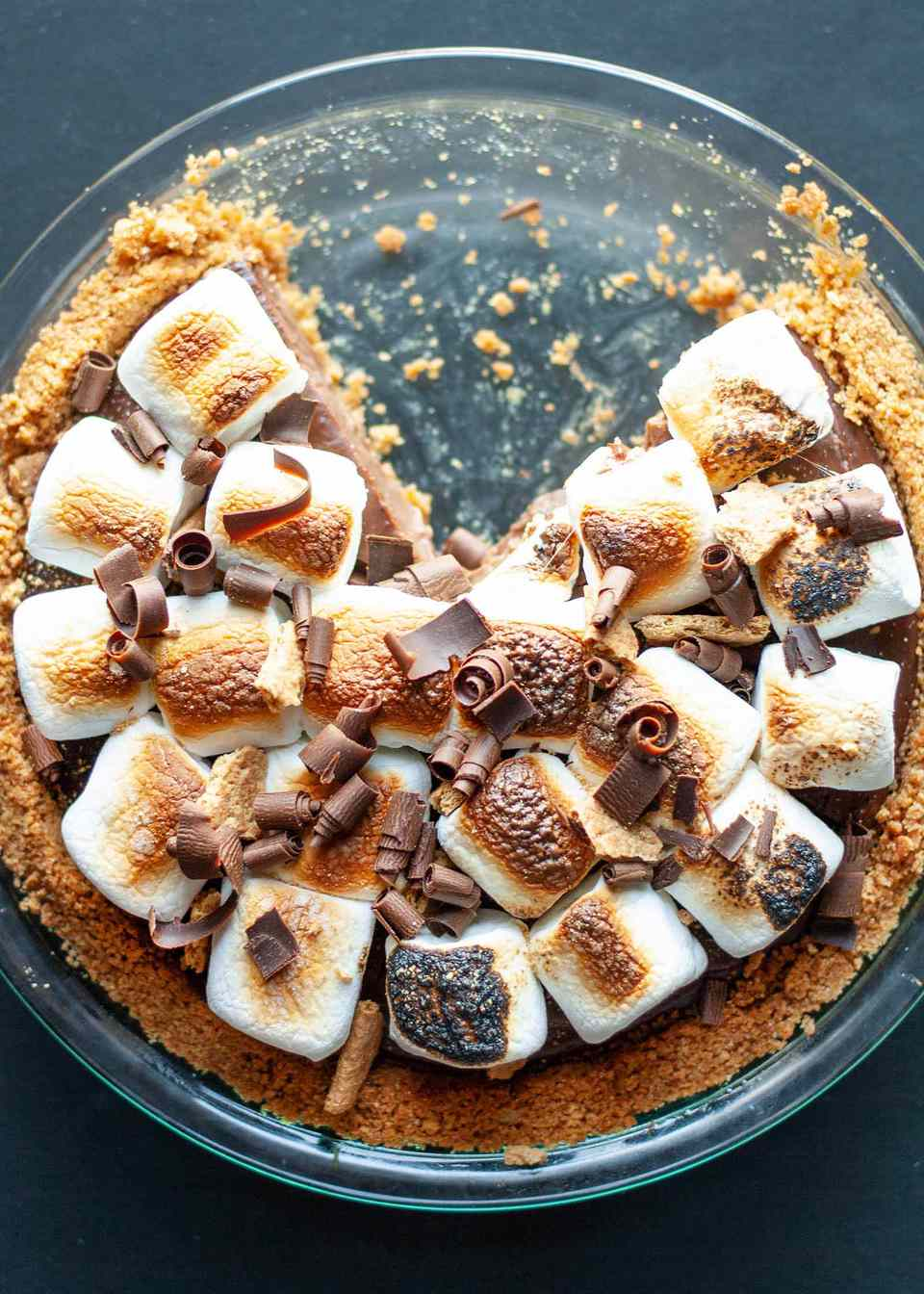 Easy S'mores Pie