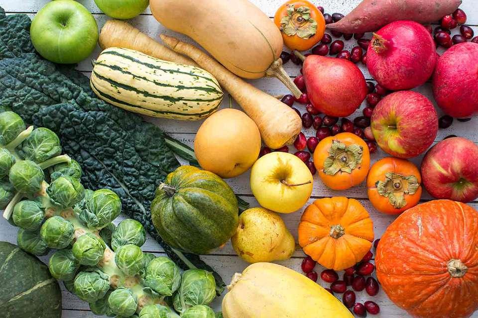 November Produce Guide