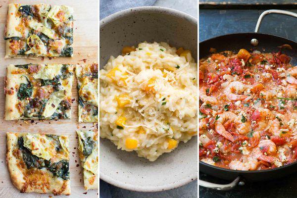 October Week 1 Meal Plan