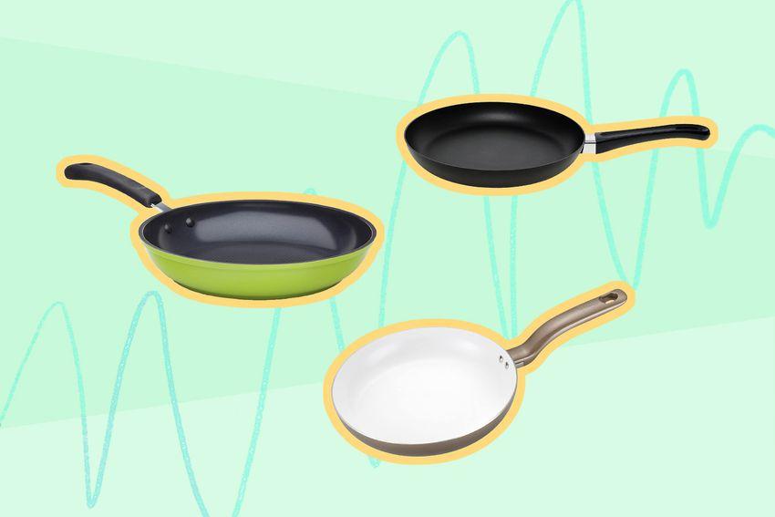 Non Stick Cooking Pans