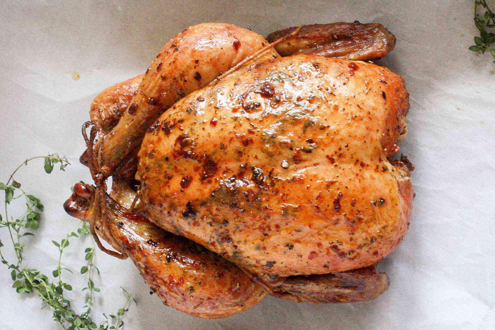 Crispy Turkey Skin 4