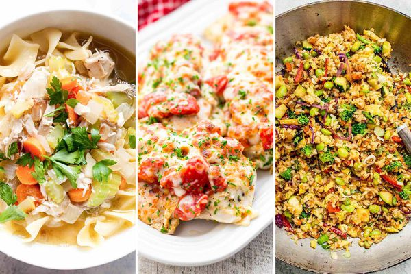 14 30-minute meals