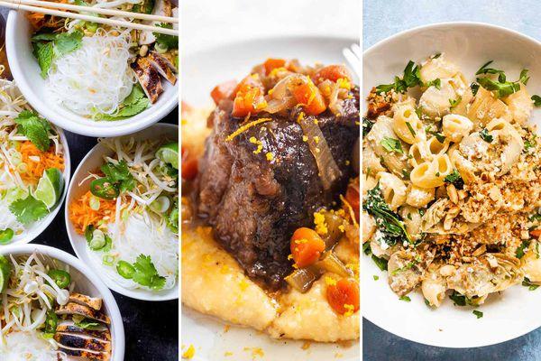 May Week 5 Meal Plan