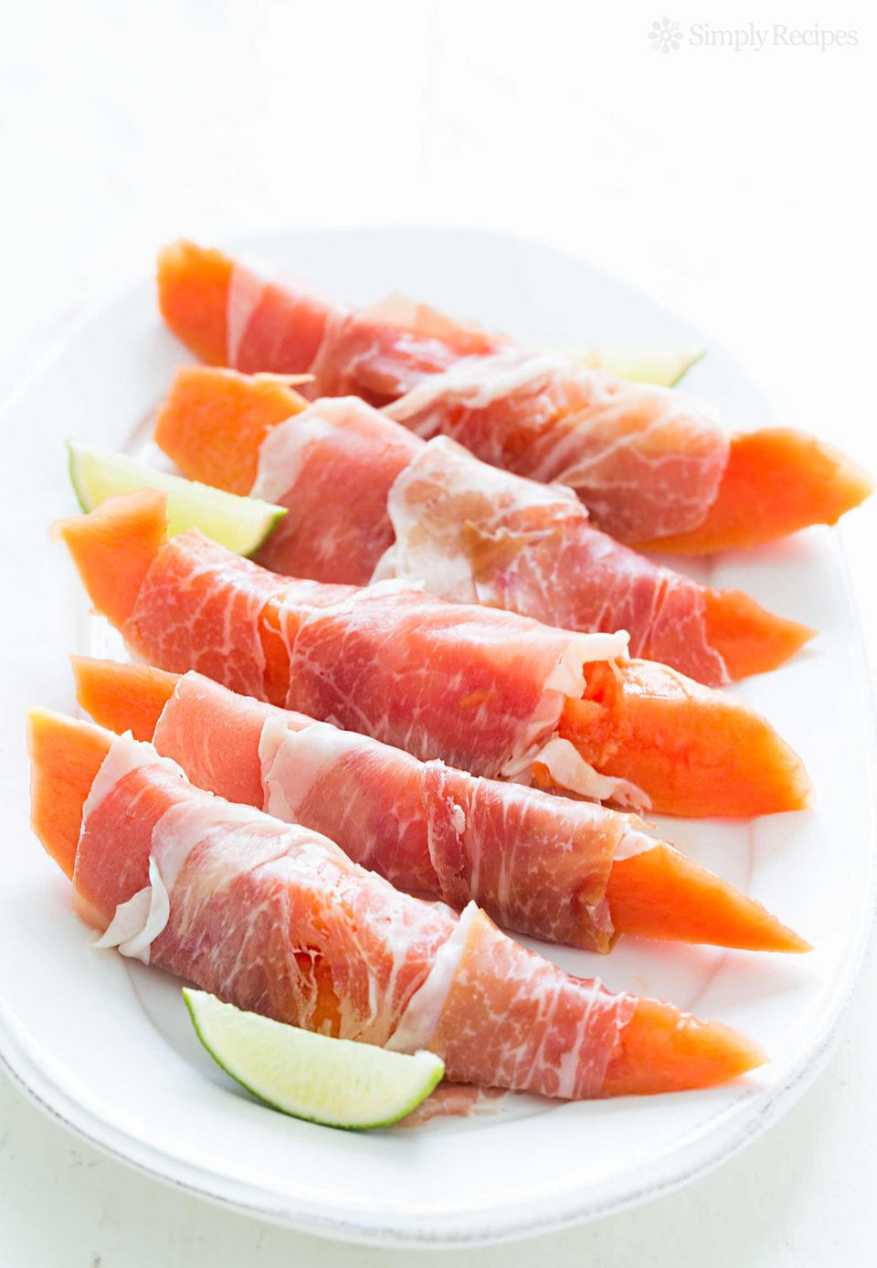Prosciutto Papaya Lime