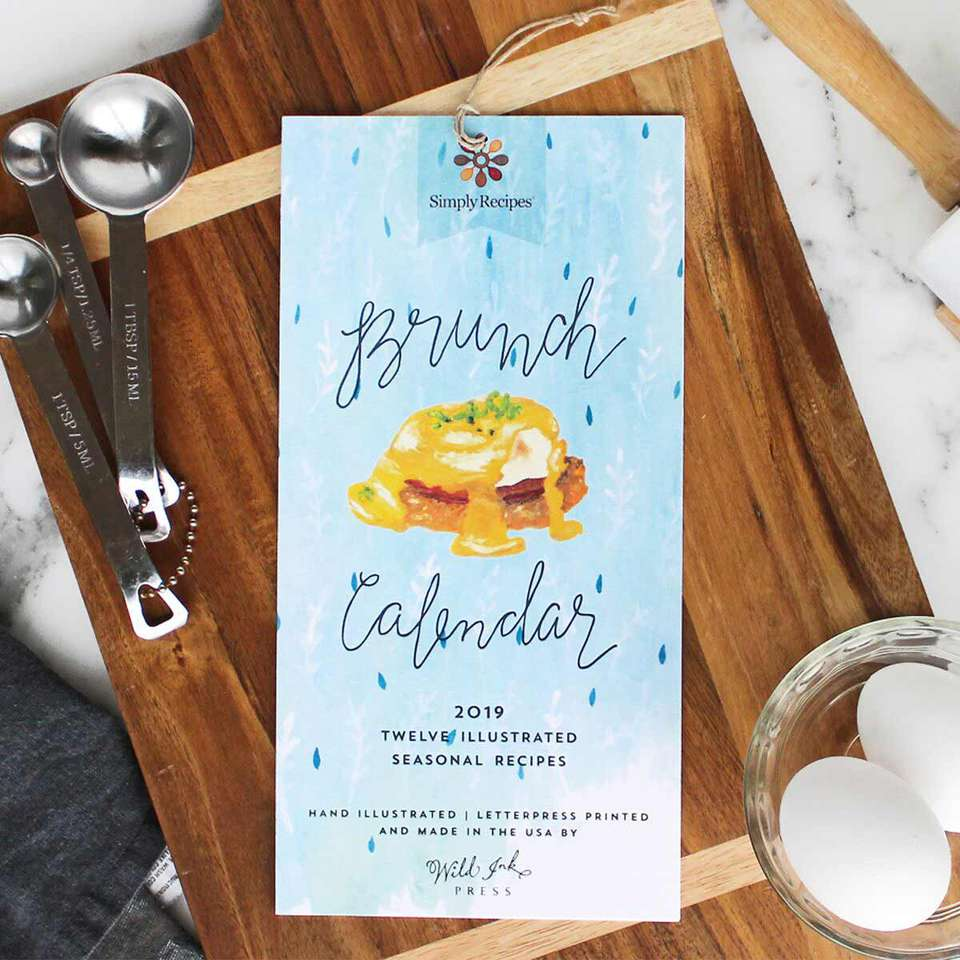 2019 Brunch Calendar