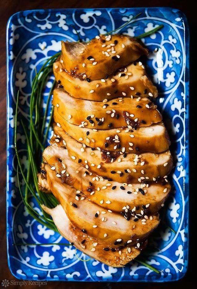 Teriyaki Chicken Breasts