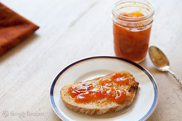 Apricot Riesling Jam